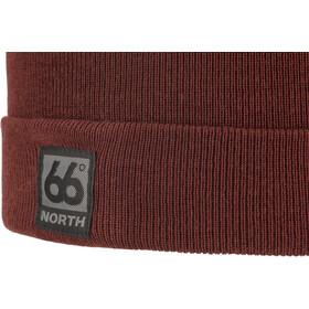 66° North Merino Hat - Accesorios para la cabeza - rojo